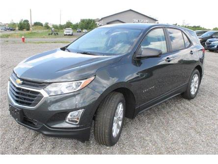 2020 Chevrolet Equinox LS (Stk: 12835) in Carleton Place - Image 1 of 19