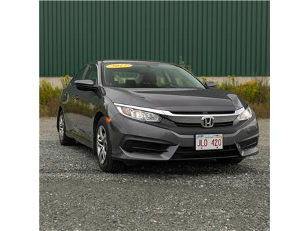 2017 Honda Civic LX (Stk: U5336A) in Woodstock - Image 2 of 10