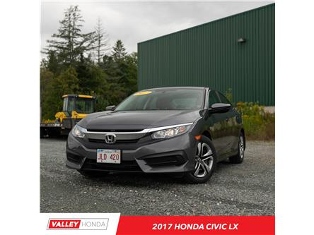 2017 Honda Civic LX (Stk: U5336A) in Woodstock - Image 1 of 10