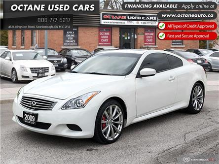 2009 Infiniti G37 Sport (Stk: ) in Scarborough - Image 1 of 25