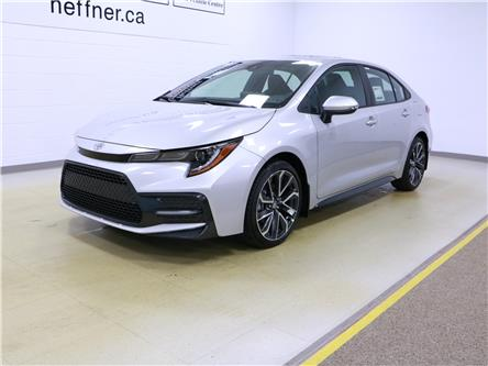 2020 Toyota Corolla SE (Stk: 200116) in Kitchener - Image 1 of 3