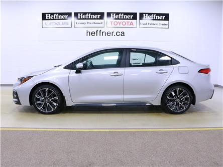 2020 Toyota Corolla SE (Stk: 200052) in Kitchener - Image 2 of 3