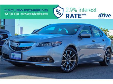 2015 Acura TLX Elite (Stk: AP4948) in Pickering - Image 1 of 33