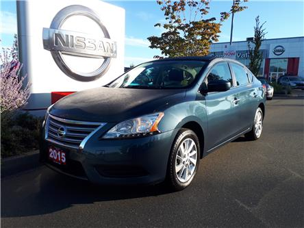 2015 Nissan Sentra 1.8 SV (Stk: P0118A) in Courtenay - Image 1 of 9