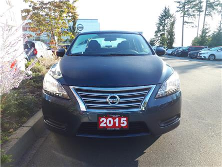 2015 Nissan Sentra 1.8 SV (Stk: P0118A) in Courtenay - Image 2 of 9