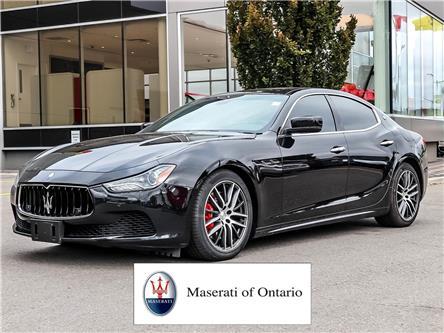 2015 Maserati Ghibli S Q4 (Stk: U4356) in Vaughan - Image 1 of 21