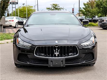 2015 Maserati Ghibli S Q4 (Stk: U4356) in Vaughan - Image 2 of 21