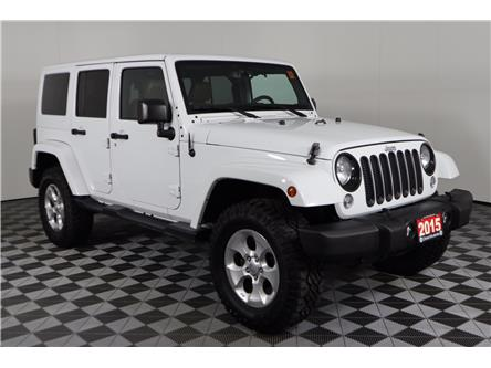 2015 Jeep Wrangler Unlimited Sahara (Stk: 52482B) in Huntsville - Image 1 of 27