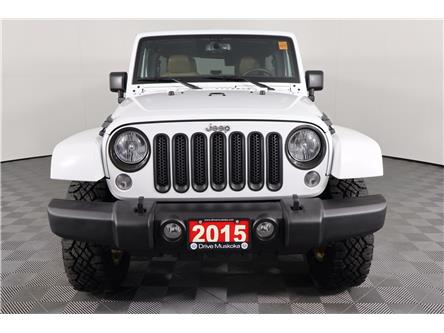 2015 Jeep Wrangler Unlimited Sahara (Stk: 52482B) in Huntsville - Image 2 of 27
