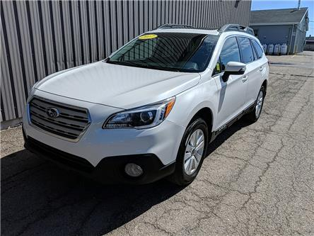 2017 Subaru Outback 2.5i Touring (Stk: PRO0584) in Charlottetown - Image 1 of 21