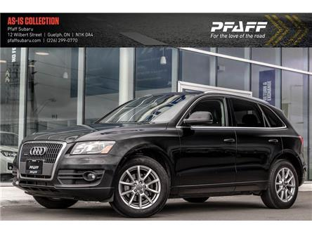 2012 Audi Q5 2.0T Premium Plus (Stk: S00323A) in Guelph - Image 1 of 22