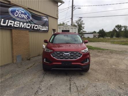 2019 Ford Edge SEL (Stk: 19-471) in Kapuskasing - Image 2 of 8