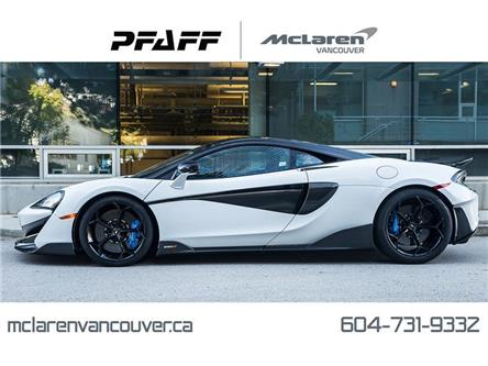 2019 McLaren 600LT Coupe (Stk: MV0300) in Vancouver - Image 1 of 18