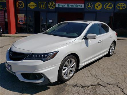 2016 Acura ILX Base (Stk: 801371) in Toronto - Image 1 of 15