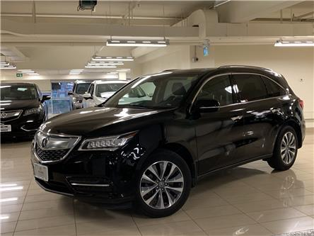 2016 Acura MDX Navigation Package (Stk: M12894A) in Toronto - Image 1 of 34
