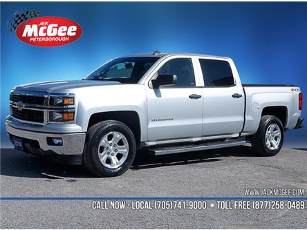 2014 Chevrolet Silverado 1500 2LT (Stk: 19611A) in Peterborough - Image 1 of 20