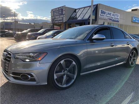 2013 Audi S6 4.0T (Stk: ) in Concord - Image 1 of 24