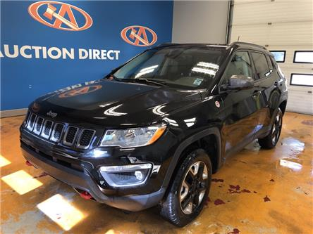 2018 Jeep Compass Trailhawk (Stk: 18-410024) in Lower Sackville - Image 1 of 17