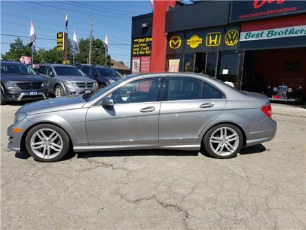 2012 Mercedes-Benz C-Class Base (Stk: 691267) in Toronto - Image 2 of 13