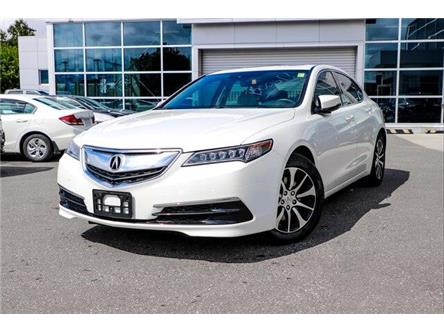 2017 Acura TLX Base (Stk: P1552) in Ottawa - Image 1 of 28