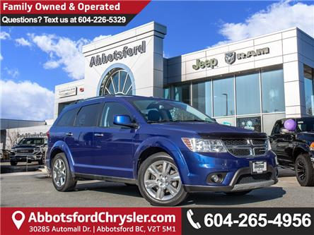 2012 Dodge Journey R/T (Stk: K566058A) in Abbotsford - Image 1 of 27