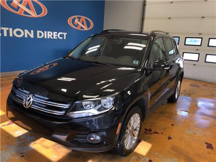 2016 Volkswagen Tiguan Comfortline (Stk: 16-580362) in Lower Sackville - Image 1 of 16