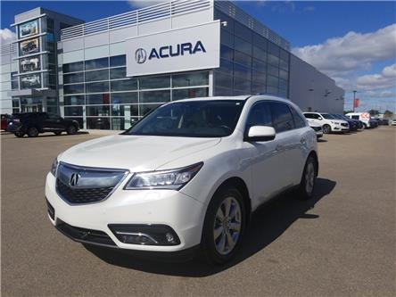 2016 Acura MDX Elite Package (Stk: 49216A) in Saskatoon - Image 1 of 22