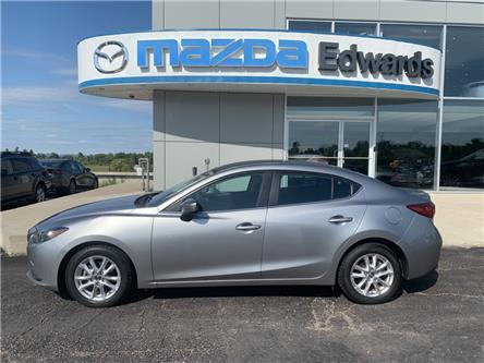 2015 Mazda Mazda3 GS (Stk: 21958) in Pembroke - Image 1 of 12