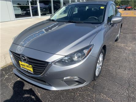 2015 Mazda Mazda3 GS (Stk: 21958) in Pembroke - Image 2 of 12