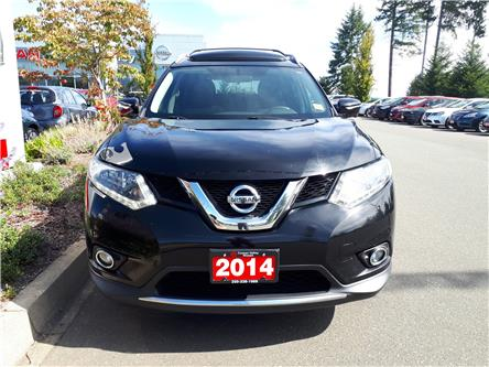 2014 Nissan Rogue SV (Stk: 9K9858A) in Courtenay - Image 2 of 9