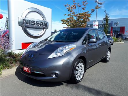 2016 Nissan LEAF S (Stk: P0114A) in Courtenay - Image 1 of 9
