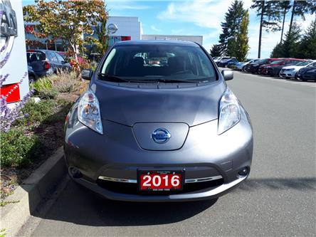 2016 Nissan LEAF S (Stk: P0114A) in Courtenay - Image 2 of 9