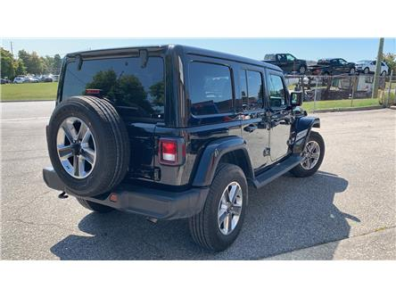 2019 Jeep Wrangler Unlimited Sahara (Stk: C3039) in Concord - Image 2 of 5