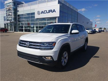 2019 Volkswagen Atlas 3.6 FSI Highline (Stk: A4063) in Saskatoon - Image 1 of 19