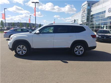 2019 Volkswagen Atlas 3.6 FSI Highline (Stk: A4063) in Saskatoon - Image 2 of 19