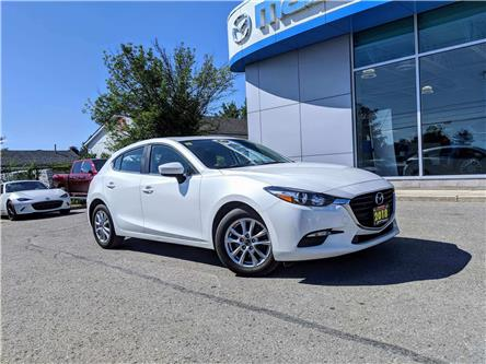 2018 Mazda Mazda3 Sport GS (Stk: 1588) in Peterborough - Image 1 of 13