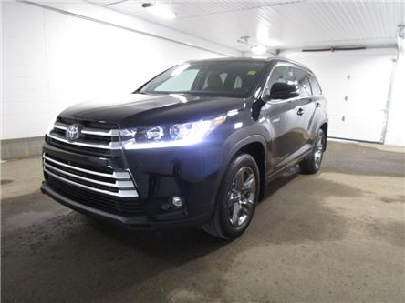 2019 Toyota Highlander Hybrid Limited (Stk: 193824) in Regina - Image 1 of 30