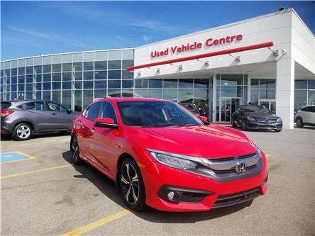 2018 Honda Civic Touring (Stk: 2190548B) in Calgary - Image 1 of 30