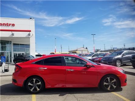 2018 Honda Civic Touring (Stk: 2190548B) in Calgary - Image 2 of 30