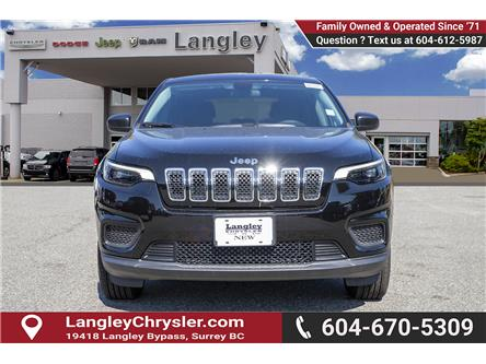 2019 Jeep Cherokee Sport (Stk: K450360) in Surrey - Image 2 of 22