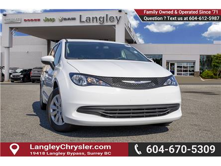 2019 Chrysler Pacifica L (Stk: K733485) in Surrey - Image 1 of 22