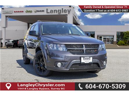 2019 Dodge Journey SXT (Stk: K773175) in Surrey - Image 1 of 25