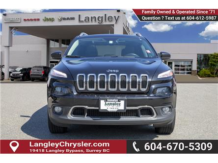 2016 Jeep Cherokee Limited (Stk: K859632A) in Surrey - Image 2 of 24