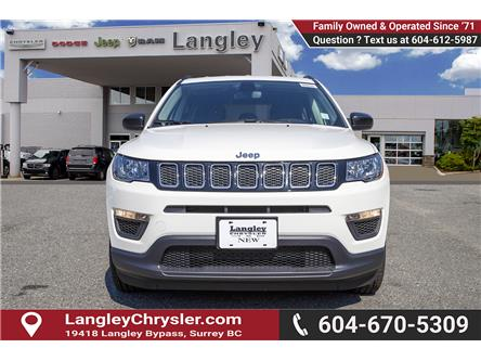 2019 Jeep Compass Sport (Stk: K819526) in Surrey - Image 2 of 23