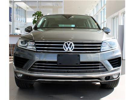 2016 Volkswagen Touareg 3.6L Execline (Stk: V7293) in Saskatoon - Image 2 of 23