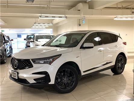 2019 Acura RDX A-Spec (Stk: D12717A) in Toronto - Image 1 of 30