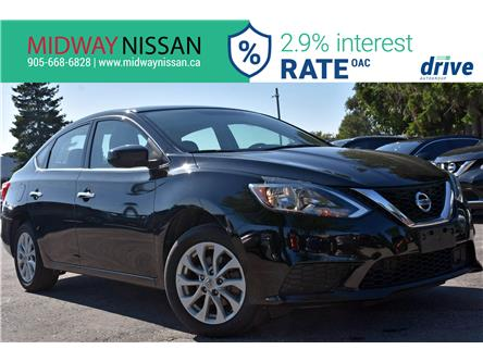 2018 Nissan Sentra 1.8 SV (Stk: KC809050A) in Whitby - Image 1 of 32