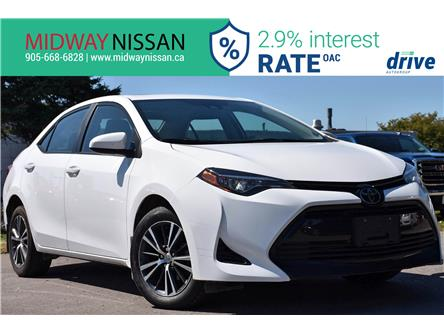 2019 Toyota Corolla SE (Stk: U1852R) in Whitby - Image 1 of 30