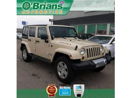 2011 Jeep Wrangler Unlimited Sahara (Stk: 12252A) in Saskatoon - Image 1 of 21