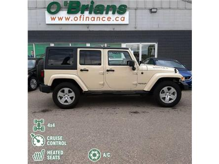 2011 Jeep Wrangler Unlimited Sahara (Stk: 12252A) in Saskatoon - Image 2 of 21